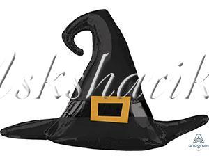 ФИГУРА/P30 Шляпа ведьмы черная