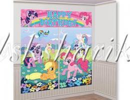 Декорация My Little Pony 165x190см
