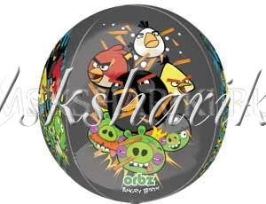 """3D СФЕРА 16"""" Angry Birds G40"""