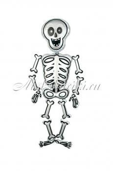 "Ходячая фигура ""Мистр Скелет"""