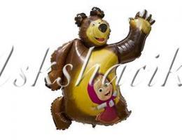 """Фигура """"Маша и Медведь"""""""