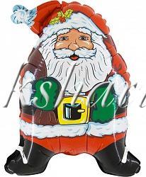 """Фигура """"Супер Дед Мороз"""""""