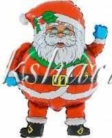 """Фигура """"Дед Мороз в очках"""""""