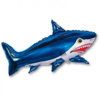 """Фигура фольга """"Акула"""""""