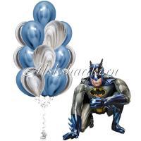 "Готово решение ""Бэтмен с шарами """