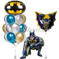 """Готово решение """"Бэтмен в полёте + эмблема """""""