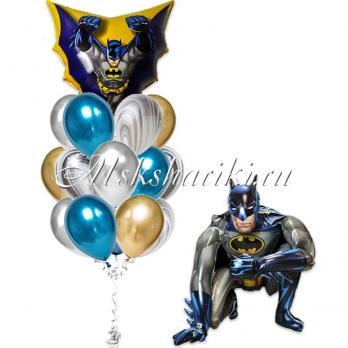"""Готово решение """"Бэтмен в полёте + Ходячка """""""