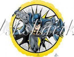 "Круг фольга "" Бэтмен в полете S60"""