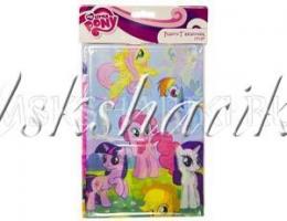 Скатерть п/э My Little Pony 1,2х1,8м