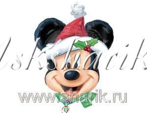 ФИГУРА/P35 Микки Санта